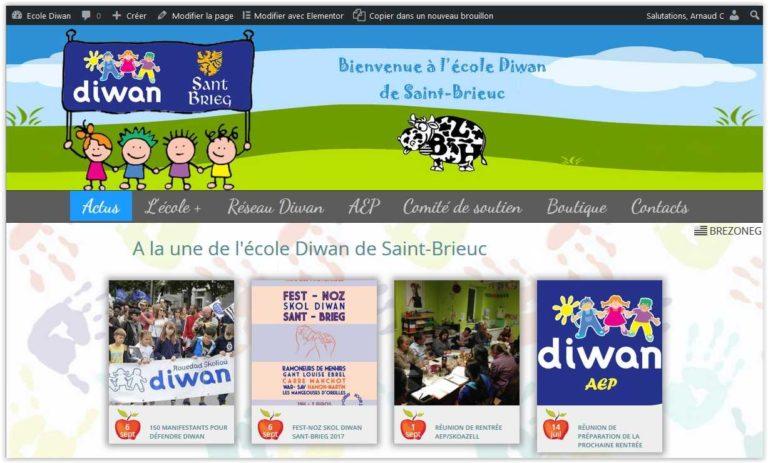 Ecole Diwan de Saint-Brieuc